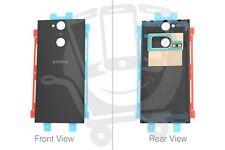 Original Sony Xperia XA2 Negra Trasera/Cubierta De Batería - 78PC0300020/U50056931