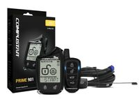 Compustar RF-2W901-SS 2-Way LCD Remote Pager, 1 Mile Range, Rechargeable Battery