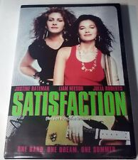 Satisfaction (Widescreen/Full Frame) NTSC / Region 1/factory sealed
