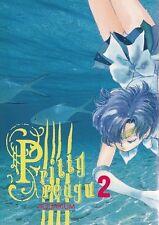 "Sailor Moon Doujinshi "" Aquarium "" Ami Rei Usagi Minako"