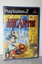 EMPIRE OF ATLANTIS GIOCO NUOVO SONY PS2 EDIZIONE ITALIANA PAL GS1