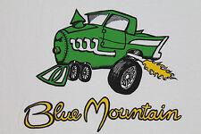 XL * NOS vtg 90s BLUE MOUNTAIN band t shirt * 62.119