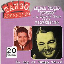 AN¡BAL TROILO - YO SOY EL TANGO, VOL. 2 (NEW CD)