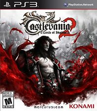 NEW Castlevania: Lords of Shadow 2  (PlayStation 3, 2014) NTSC