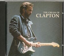 CD BEST OF 18 TITRES--ERIC CLAPTON--CREAM OF ERIC CLAPTON