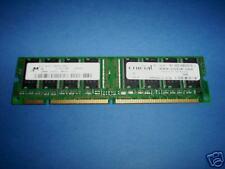 Crucial 128MB PC66 168pin SDRAM Memory Non-ECC