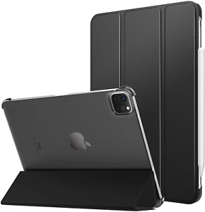 New iPad Pro 12.9 Inch Case 2021 Apple 5th Gen Ultra Slim Smart Stand Fit Cover