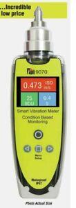 TPI 9070 SMART VIBRATION METER vibration monitoring and analysis tool AUTHORIZED