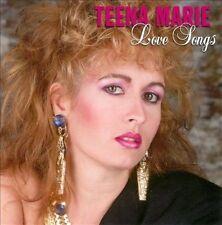 Love Songs [2008] by Teena Marie (CD, Mar-2008, Sony Music Distribution (USA))