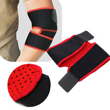 Adjustable Elbow Knee Support Brace Strap Belt Wrap For Tennis Golfers Gym Golf*