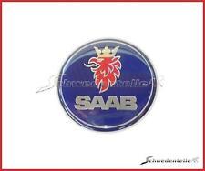 Original Saab-Emblem Motorhaube Saab 9-3 I Modelljahr 00-03, auch für 900 9000