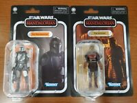 STAR WARS Vintage Collection THE  MANDALORIAN & THE ARMORER LOT of (2) Kenner