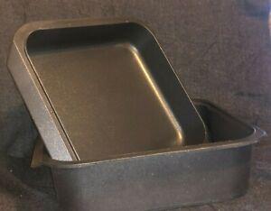 Gaggenau Gastonorm Steam Oven cast aluminum Full Size Roaster GN 340 230