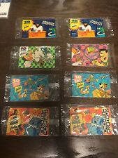 8 Rare Yoo-hoo  Cartoon Network Collectible Calling Card Or Phone Cards