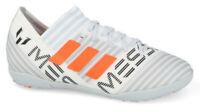 adidas Nemeziz Messi Tango 17.3 Turf Sizes 6-9 White RRP £80 Brand New S77193