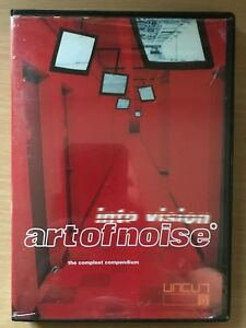 Art of Noise Into Vision DVD Compendium British 1980s Pop Electronic Music