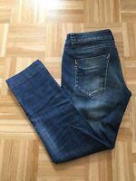 super schöne 7/8 Jeans Sommerjeans von Vero Moda Gr. S blau NEU