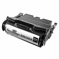 Reman Lexmark 64015HA (T640, T642, T644 Series) Black HY Toner Cartriidge
