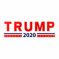 2020 President Pro Donald Trump Campaign Keep America Great MAGA Bumper Stickers