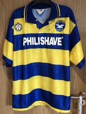 Bangor FC Seasiders Northern Ireland 1996 1997 Home Shirt Philishave - XL