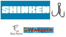 Ancorette da Pesca - TRABUCCO SHINKEN ST-46BN serie 5646 - 2x STRONG - misura 4
