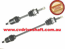 1 Pair Brand New CV Joint Drive Shafts for Nissan Pulsar N13  5/87-9/91