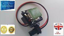 eater Blower Resistor Fan For RENAULT MEGANE SCENIC MK Opel Vauxhall 7701046941