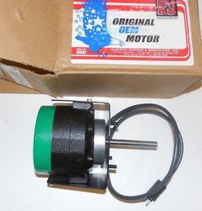 EM&S Unitronix ECM Unit Bearing Motor 1/15 HP 1550 rpm 115V UTB EC06007