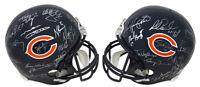 1985 Chicago Bears Team Signed Bears Riddell FS Rep Helmet (28 Sigs)SCHWARTZ COA