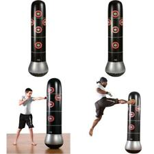 Pure Boxing Inflatable Free-Standing Mma Training/Punching Bag With Bounce-Back
