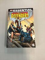 Defenders Essential Vol. 6 Paperback Tpb Marvel Comics READ DESCRIPTION