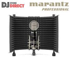 MARANTZ SOUND SHIELD Professional Vocal Studio Reflection Recording Filter EVA