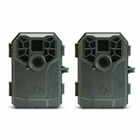 Stealth Cam 10 MP Scouting Trail Hunting Game Video Photo Audio Camera (2 Pack)