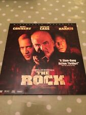 The Rock Laserdisc Widescreen NTSC