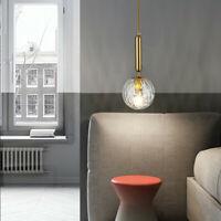 Bedroom Pendant Light Kitchen Ceiling Lamp Glass Lighting Bar Chandelier Lights
