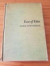 East of Eden, John Steinbeck 1st Edition 1st Printing 1952 - Bite Error