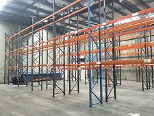 pallet racking beams used