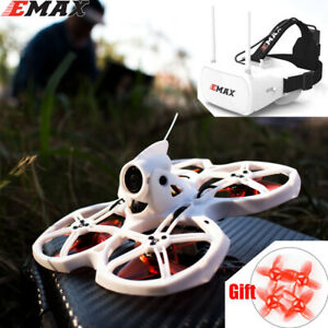 Emax Tinyhawk S II Indoor FPV Racing Drone with F4 16000KV Nano2 camera RC Plane