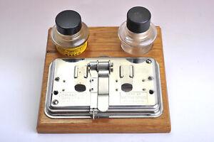 Craig 8-16 mm JR. Splicer, Klebepresse von 1938, für 8- und 16-mm-Filme