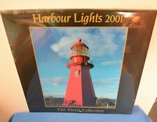 """Harbour Lights Lighthouses 2001 Calendar """"The Viesti Collection"""" Unopened."""