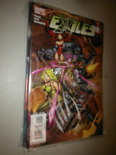 Exiles - Issues #1 - #6 - Marvel Comics 2001