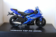 Yamaha Yzf-r6 1/32nd Model Motorcycle Blue