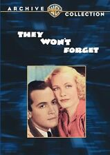 THEY WONT FORGET - (B&W) (1937 Claude Rains) Region Free DVD - Sealed