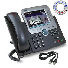 Cisco CP-7970G Ip Phone-téléphone-Inc TVA et garantie -