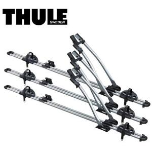 Thule Freeride 532 Roof Rack Top Mount Bike Stand Holder Carrier x3 1746077