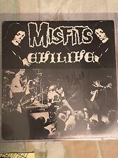 "Misfits Evilive Original Numbered Edition 7"" Samhain Danzig Rare #459"
