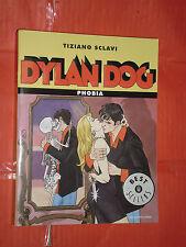TIZIANO SCLAVI- PRESENTA- DYLAN DOG- phobia- BEST SELLERS- OSCAR MONDADORI