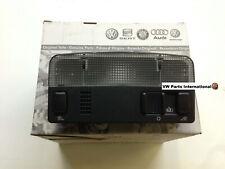 VW Golf MK4 GTI R32 Black Interior Reading Light Genuine New OEM VW Part