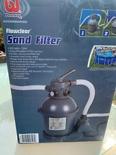 Bestway 58126 Sand Filter Pump for Swimming Pool 3.028 litres per hour