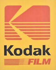 "10"" x 8"" KODAK FILM CAMERA PHOTO PHOTOGRAPHS PHOTOGRAPHER METAL PLAQUE SIGN N479"